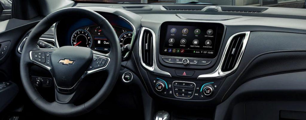 2021 Chevrolet Equinox Interior