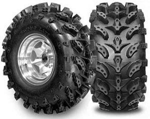 Aggressive ATV Mud Tires